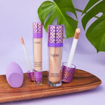 The Iconic Tarte Shape Tape Concealer Doubled Its Size and I'm Not OK