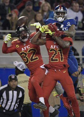 NFL notes: AFC holds on to win Pro Bowl