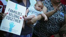 Breastfeeding Mother Says Officials Took Her Baby At Immigrant Detention Center