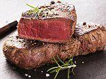Two or more servings of red meat a week raises women's risk of endometriosis by more than 50%