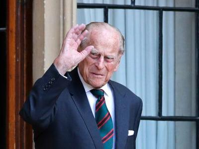 Prince Philip has successful heart procedure, palace says