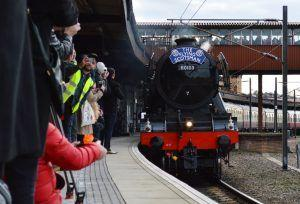 Fans Urged to Stay Safe as Flying Scotsman Heads to Yorkshire