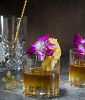 Cocktail of the Week: Aloha Old Fashioned, Wynn Las Vegas