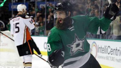 NHL trade deadline: Patrick Eaves' career year will continue with Ducks