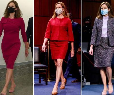 Amy Coney Barrett doesn't dress like a typical judge - and that's a good thing