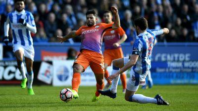 Huddersfield Town 0-0 Manchester City: Aguero and Co. draw a blank in FA Cup clash