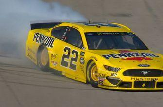 Race Recap: Full highlights & analysis from Joey Logano's victory in Las Vegas