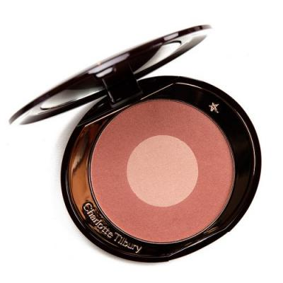Charlotte Tilbury Pillow Talk Cheek to Chic Blusher Review & Swatches