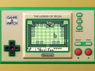How to preorder Game & Watch: The Legend of Zelda