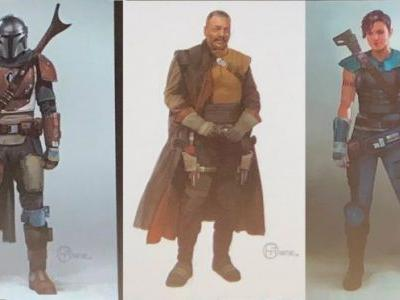 Everything We Learned About 'The Mandalorian' at the Star Wars Celebration Panel