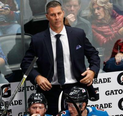 Avalanche sign coach Jared Bednar to 2-year extension