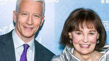 Anderson Cooper Reveals Fake Persona He Adopted For 3 Years To Help His Mom