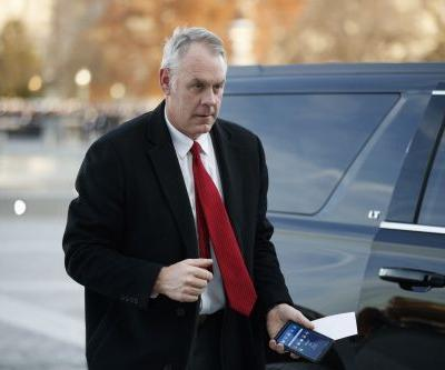 Secretary Of The Interior Ryan Zinke Will Leave The Trump Administration At The End Of 2018