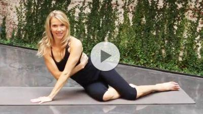 Kristin McGee: The Sexy Side Arm Push-Up