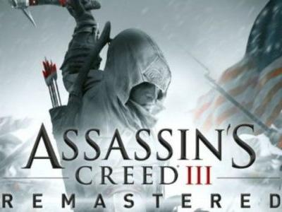 Assassin's Creed III Remastered Coming to Switch