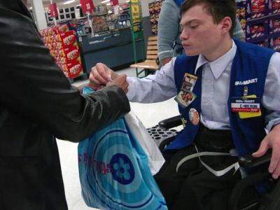 Walmart's changes to greeter position could affect those with disabilities