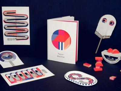 Papier Machine: A Book of Six Interactive Electronic Paper Toys