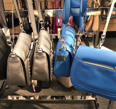 We went shopping at TJ Maxx and Nordstrom Rack to see which was a better discount store, and the winner was clear