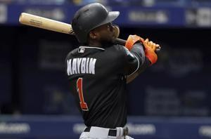 Marlins beat Rays 3-2 behind rookie Lopez