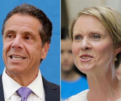 Cuomo maintains commanding lead over Nixon, poll shows
