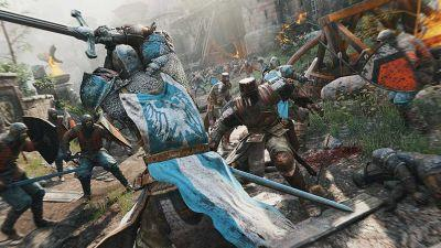 For Honor Holds the Top in UK Charts From Halo Wars 2