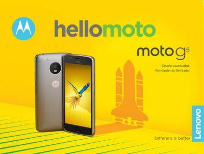 Leaked official images show every detail of the Moto G5 and G5 Plus