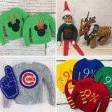 Take Your Elf on the Shelf Game to the NEXT Level With 1 of These Adorable Sweaters