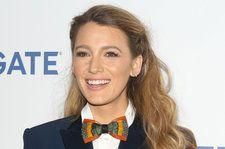 Blake Lively's Vintage Spice Girls-Inspired Pigtails Caught Baby Spice's Attention