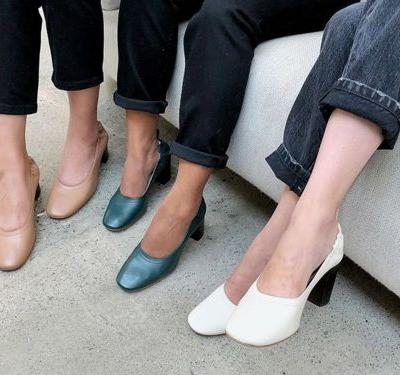 Everlane has released a follow-up to its cult-favorite Day Heel, this time with a higher heel - here's how it compares in style and comfort