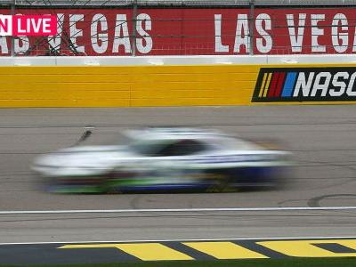 NASCAR at Las Vegas: Live race updates, results, highlights from Pennzoil 400