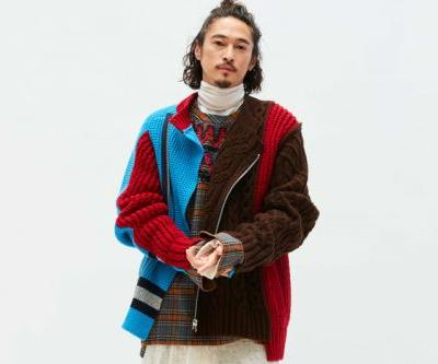 Sacai FW18 Offers Clashing Patterns, Loose Cuts & UGG Boots