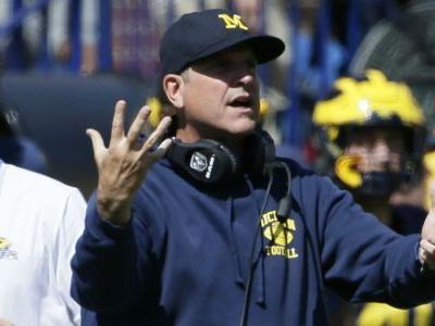 Michigan's Jim Harbaugh on loss to Wisconsin: 'We were outplayed, out-prepared and out-coached'