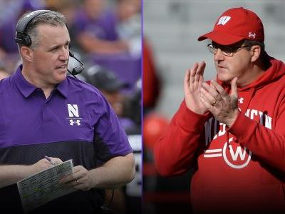 What channel is Wisconsin vs. Northwestern on today? Time, TV schedule for key Big Ten West game