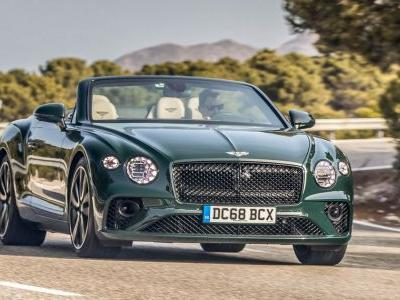 Bentley Continental GT Convertible Review: W12 Excess At Its Finest