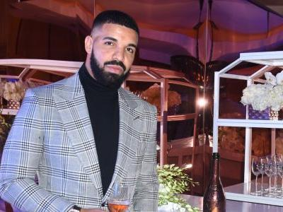 Drake Hosts Star-Studded NYE Party With His New Luxury Champagne