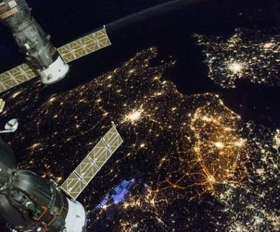 How Satellite Images of the Earth at Night Help Us Understand Our World and Make Better Cities
