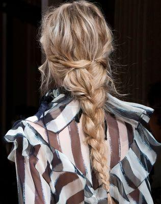 5 Super-Easy Braids You Can Do on Long Hair