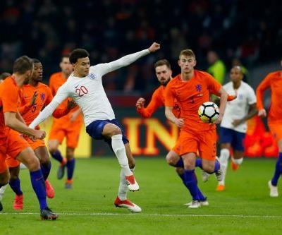 Jesse Lingard's goal gives England 1-0 win over Netherlands