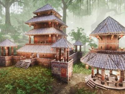 Conan Exiles gets gorgeous East Asian content in new paid DLC
