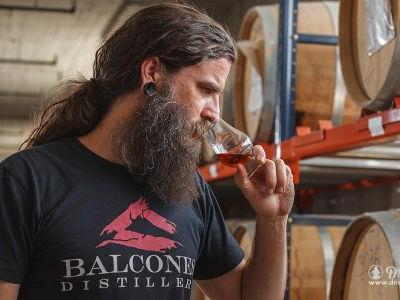 From Humble Beginnings to Award Winning Whisky Head Distiller at Balcones Distillery: Jared Himstedt