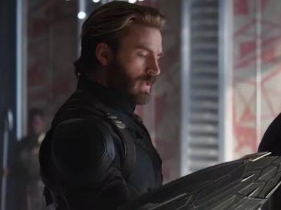 Sounds Likes Chris Evans Might Not Be Done Playing Captain America After All