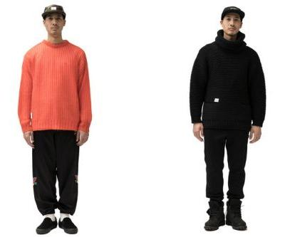 WTAPS Fall/Winter 2018 Collection Provides Great Versatility