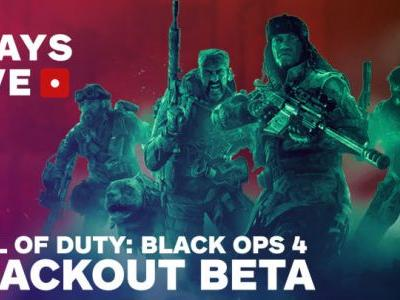 We're Playing Black Ops 4's Blackout Beta Live Tomorrow