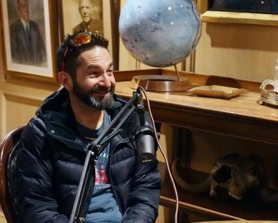Explore: A Canadian Geographic podcast - Episode 1: Ray Zahab