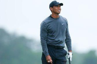 Tiger Woods misses the cut at 2018 US Open after shooting 10-over