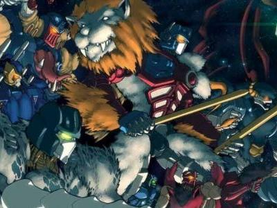 Two New TRANSFORMERS Movies Are In Development and One Includes BEAST WARS