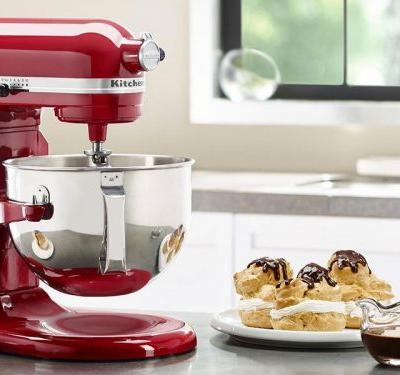 Save $170 on a KitchenAid stand mixer - and more of today's best deals from around the web