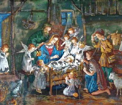 Advent Traditions - The Advent Calendar