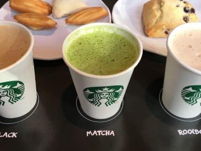 We Tried Starbucks' Newest Fall Drink And It Might Be Better Than The PSL