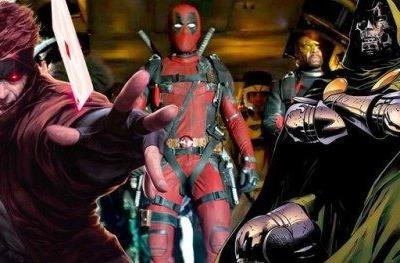 X-Force, Gambit & Doctor Doom Movies All Dead at